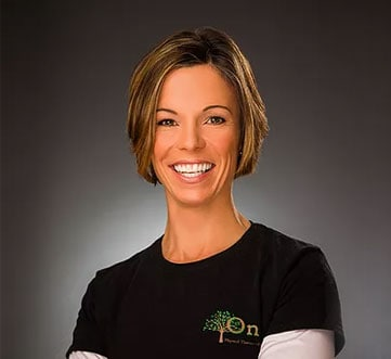 Christina Thomas of One Physical Therapy & Fitness.